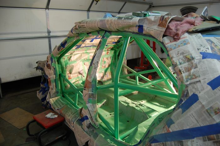 Roll Cage... It's Green and Sweet.