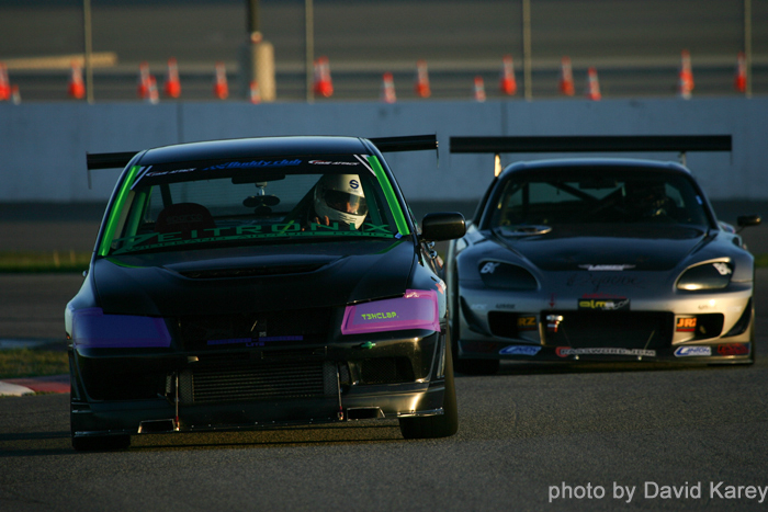 Redline Time Attack Season Finale, Now With Class Record!