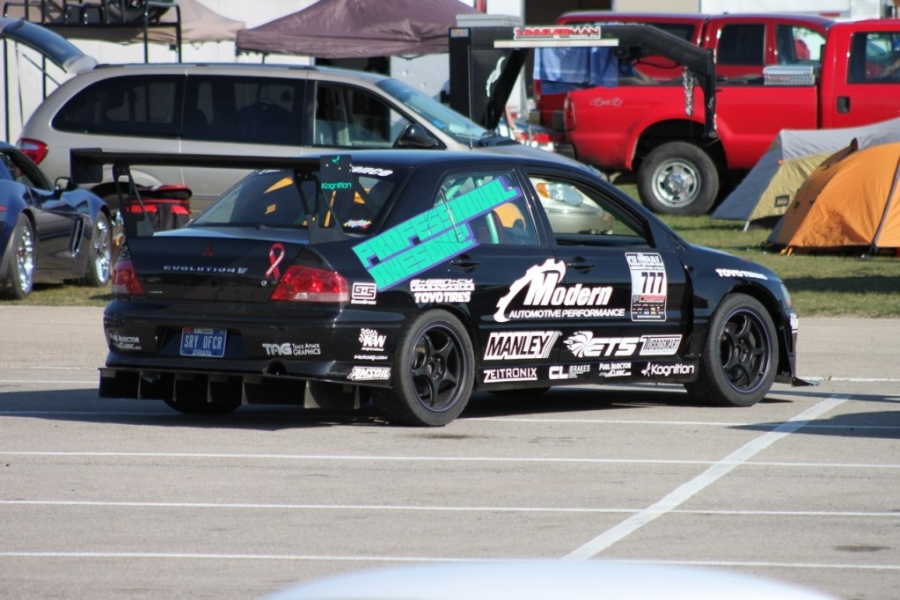 Global Time Attack- Autobahn Country Club 2011